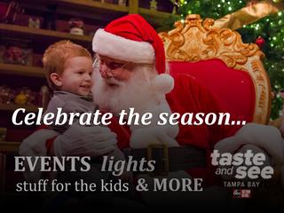 Celebrate the season with Taste & See