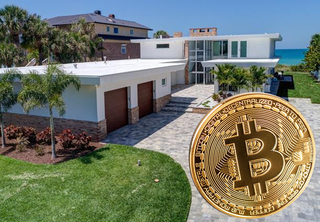 Buy a Tampa Bay beach house with Bitcoin