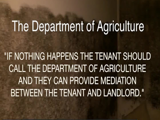How to handle landlord-tenant issues