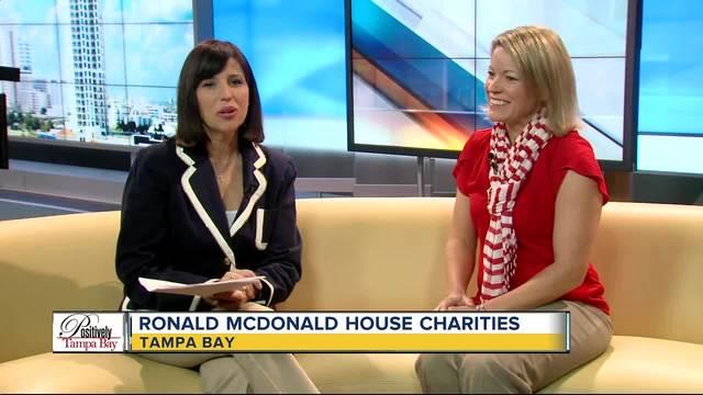 Positively Tampa Bay- Ronald McDonald House