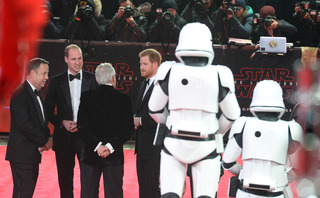 PHOTOS: 'Star Wars: The Last Jedi' premiere