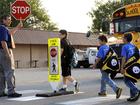 Alarming amount of car crashes outside schools