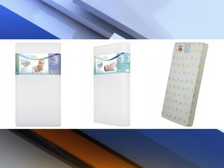 RECALL: Crib & toddler mattresses pose fire risk