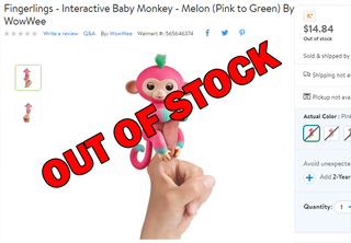 Facebook can help you find sold out toys