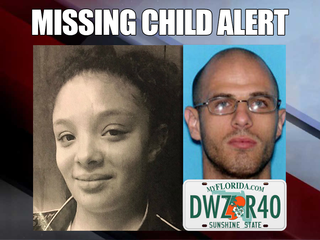 Missing child alert issued for 15-year-old girl