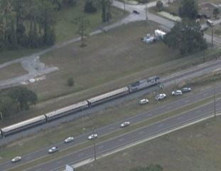 Woman hit, killed by Amtrak train in Lakeland
