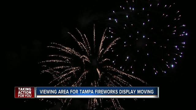 new year s eve fireworks move from channelside to cotanchobee fort