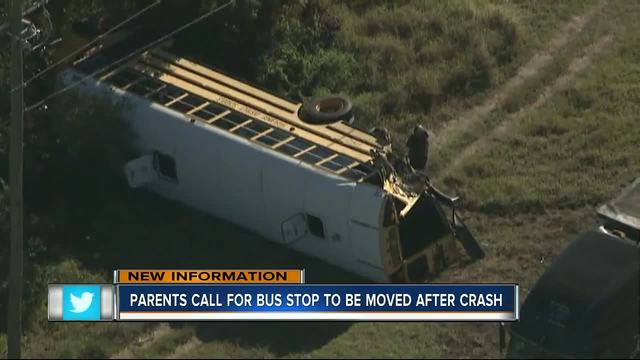 Highlands Co- District to evaluate bus safety after crash involving semi