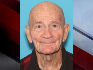 81-year-old man missing after climbing fence