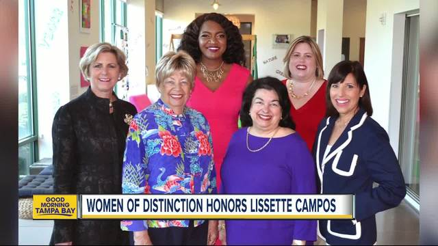Positively Tampa Bay- Women of Distinction