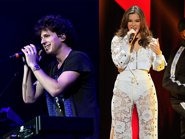 Charlie Puth, Hailee Steinfeld tour coming to Hollywood Casino Amphitheatre