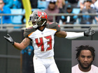 Bucs' TJ Ward arrested on possession charges