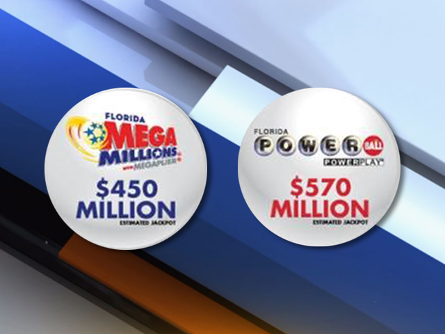 After no winners, Powerball jackpot is at a hefty $550 million