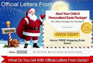 Santa letters company in Sarasota gets sued