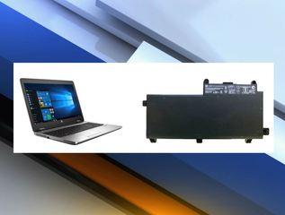 HP recalls laptop batteries due to fire hazard