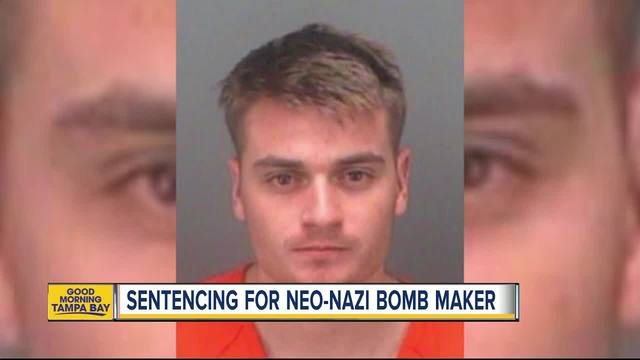 Florida neo-Nazi punished for bomb material in apartment where 2 were murdered