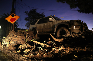 PHOTOS: Deadly mudslides hit California