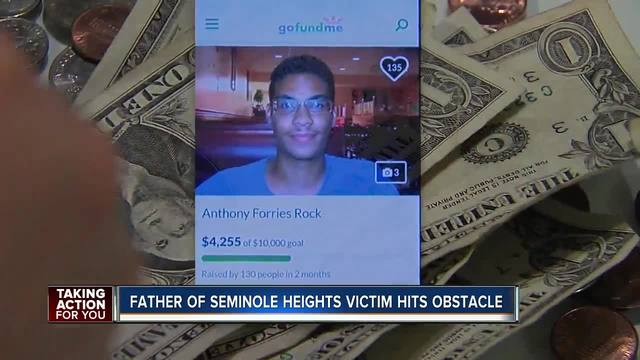 Father of Seminole Heights murder victim says GoFundMe held on to donations