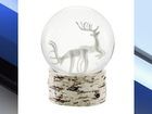 Snow globes recalled due to fire hazard
