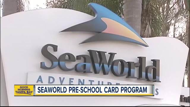 Seaworld Offering Free Admission Throughout 2018 For Kids