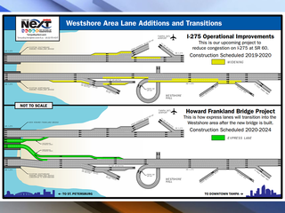 County discussing new lanes to Howard Frankland