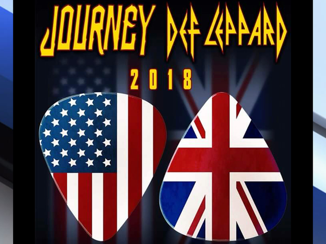 Def Leppard, Journey Join Forces For 2018 North American Tour