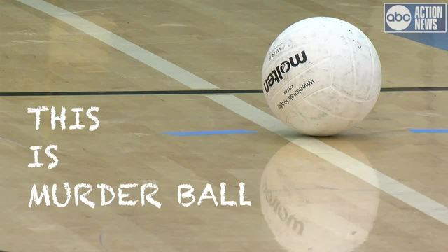 -Murder Ball- tournament taking place in Tampa