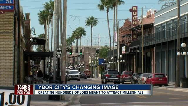 Ybor City hopes to attract millennials by creating more office jobs