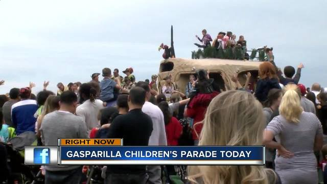 Gasparilla Children-s Parade
