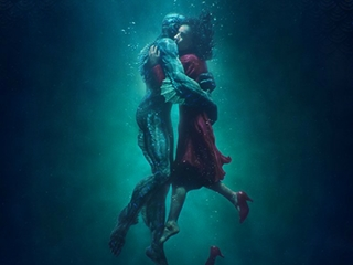 'The Shape of Water' poised to lead Oscar noms