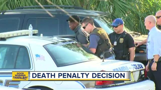 Seminole Heights Killings- State to announce death penalty decision…