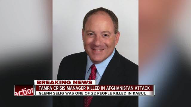 Fla. PR Exec Amongst four Individuals Killed in Kabul Resort Assault