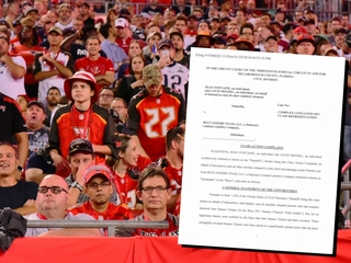 Class action lawsuit filed against Buccaneers