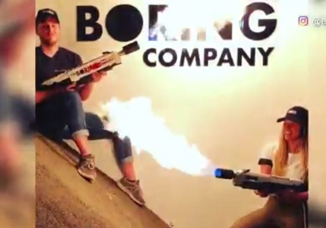 Please Don't Spend $500 on One of Elon Musk's Flamethrowers