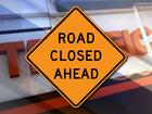Veterans Expressway construction closes roads