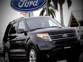 Ford Customers concerned of exhaust fumes