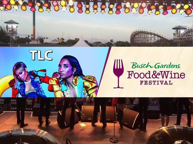 Photos Busch Gardens 2018 Food Wine Festival Concert Performers Gallery