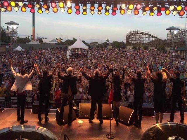 Image Result For Busch Gardens Concerts
