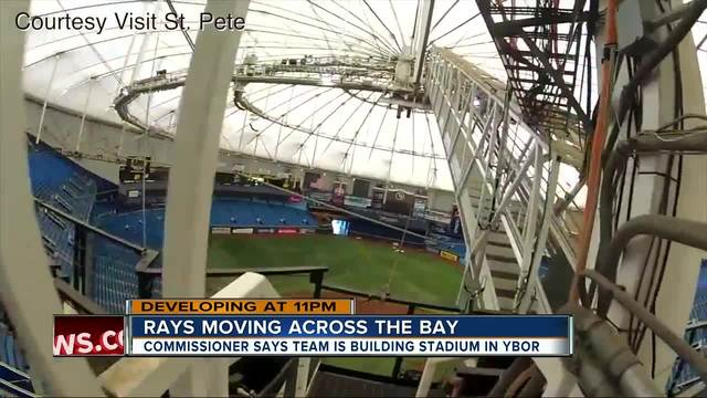 Tampa Bay Rays to anno...