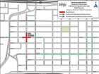 Utility construction closes roads in Ybor