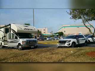 Three men arrested for stolen RV chase