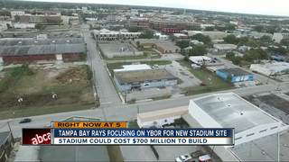 Tampa Bay Rays to announce new stadium site in Ybor City ...