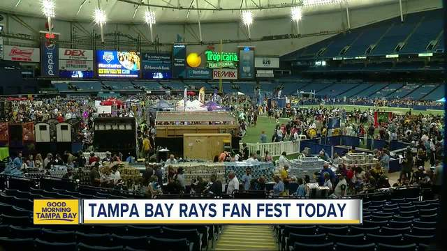 Rays Name Ybor City as Preferred Ballpark Location