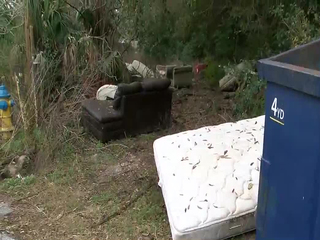 New push to catch Pasco's illegal dumpers