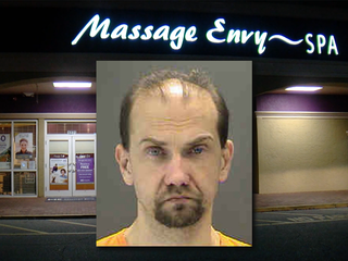 Fmr Massage Envy employee charged with battery