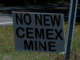 County planners recommend no mining expansion