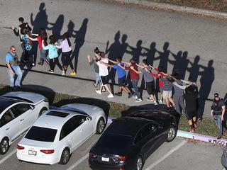PHOTOS: School shooting in South Florida
