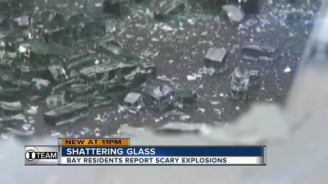 tampa bay residents report scary explosions involving tempered