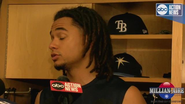 Chris Archer on 2018 season - Spring Training 2018