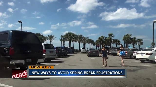 Clearwater Beach prepares to shatter Spring Break records